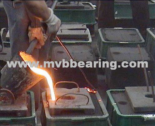 Cast Bearing Housings