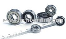 Stainless Steel Miniature Ball Bearings Metric Size