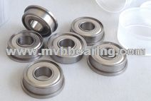Flanged Miniature Ball Bearing Metric Size